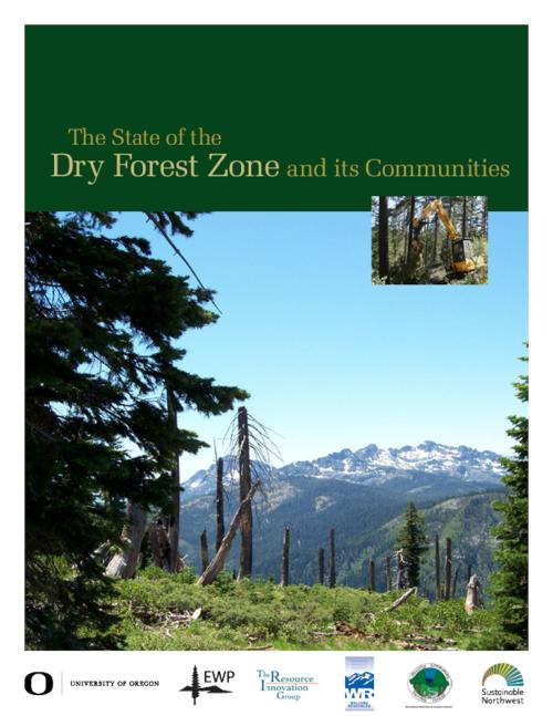 This archived document is maintained by the Oregon State Library as part of the Oregon Documents Depository Program.  It is for informational purposes and may not be suitable for legal purposes., Title from PDF title page (viewed on May 21, 2014), Includes bibliographical references (page 93), Financial support provided by the U.S. Endowment for Forestry and Communities, USDA Rural Development, and the Ford Foundation, Mode of access: Internet from the Oregon Government Publications Collection., Text in English