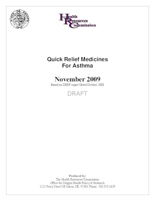 "This archived document is maintained by the Oregon State Library as part of the Oregon Documents Depository Program.  It is for informational purposes and may not be suitable for legal purposes., Title from PDF caption (viewed on May 10, 2012), ""November 2009."", ""Based on DERP report dated October 2008."", ""Draft."", Mode of access: Internet from the Oregon Government Publications Collection."