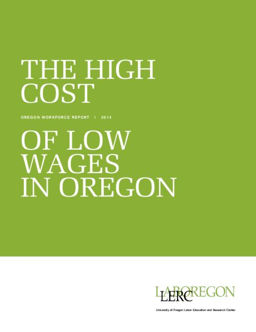 This archived document is maintained by the Oregon State Library as part of the Oregon Documents Depository Program.  It is for informational purposes and may not be suitable for legal purposes., Title from PDF cover (viewed on January 14, 2015), Includes bibliographical references (pages 33-34), Mode of access: Internet from the Oregon Government Publications Collection., Text in English