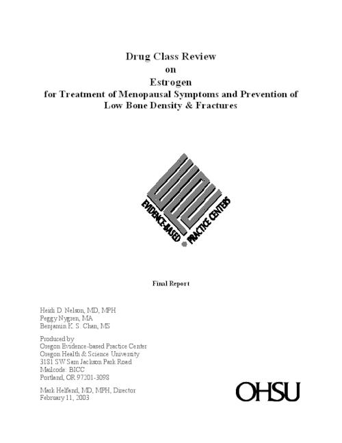 "This archived document is maintained by the Oregon State Library as part of the Oregon Documents Depository Program.  It is for informational purposes and may not be suitable for legal purposes., Title from PDF caption (viewed on July 20, 2012), ""Final report."", ""February 11, 2003."", Includes bibliographical references (p. 25-36), Mode of access: Internet from the Oregon Government Publications Collection."