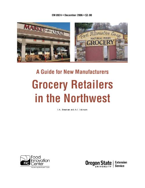 "This archived document is maintained by the Oregon State Library as part of the Oregon Documents Depository Program.  It is for informational purposes and may not be suitable for legal purposes., Title from cover, ""December 2006."", Includes bibliographical references (p. 12), Mode of access: Internet from the Oregon Government Publications Collection."