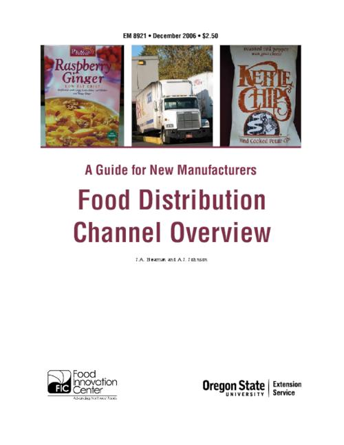 "This archived document is maintained by the Oregon State Library as part of the Oregon Documents Depository Program.  It is for informational purposes and may not be suitable for legal purposes., Title from cover, ""December 2006."", Includes bibliographical references (p. 9), Mode of access: Internet from the Oregon Government Publications Collection."