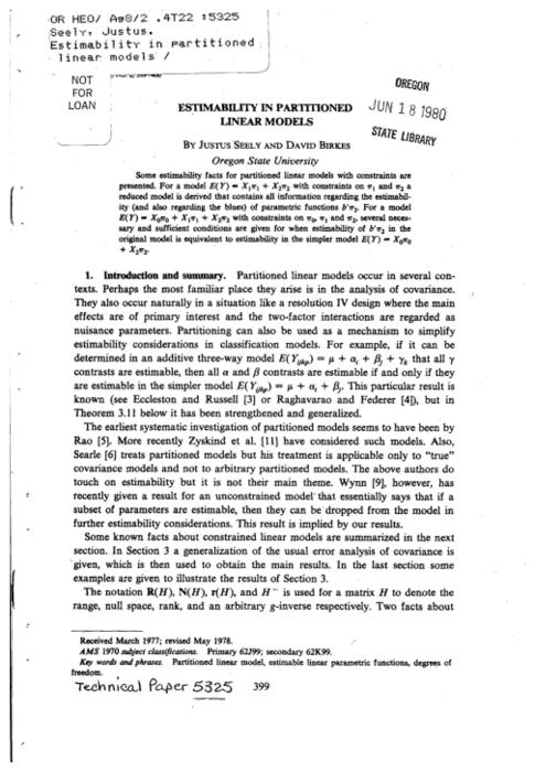 This archived document is maintained by the Oregon State Library as part of the Oregon Documents Depository Program.  It is for informational purposes and may not be suitable for legal purposes., Bibliography: p. 405-406, Mode of access: Internet from the Oregon Government Publications Collection.