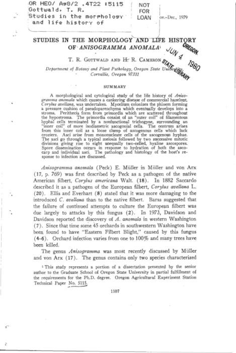 This archived document is maintained by the Oregon State Library as part of the Oregon Documents Depository Program.  It is for informational purposes and may not be suitable for legal purposes., Bibliography: p. 1125-1126, Mode of access: Internet from the Oregon Government Publications Collection.