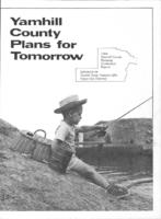 Yamhill County plans for tomorrow: 1968 Yamhill County planning conference report...