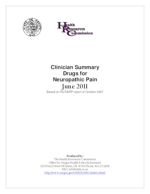 "This archived document is maintained by the Oregon State Library as part of the Oregon Documents Depository Program.  It is for informational purposes and may not be suitable for legal purposes., Title from PDF caption (viewed on May 16, 2012), ""June 2011."", ""Based on the DERP report of October 2007."", Mode of access: Internet from the Oregon Government Publications Collection."