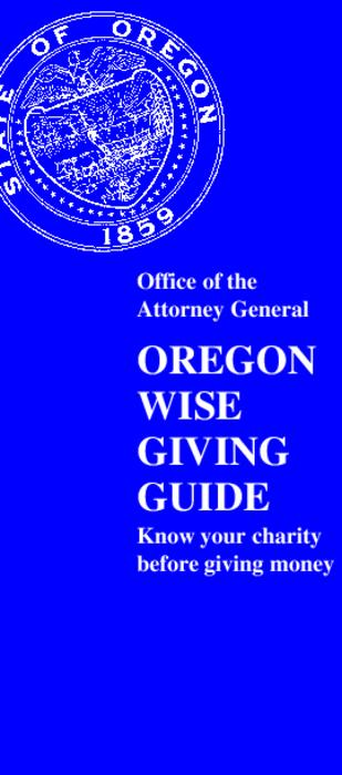 "This archived document is maintained by the Oregon State Library as part of the Oregon Documents Depository Program.  It is for informational purposes and may not be suitable for legal purposes., Title from PDF cover (viewed on May 5, 2008), ""4-97/10M""--P. [15], Mode of access: Internet from the Oregon Government Publications Collection."