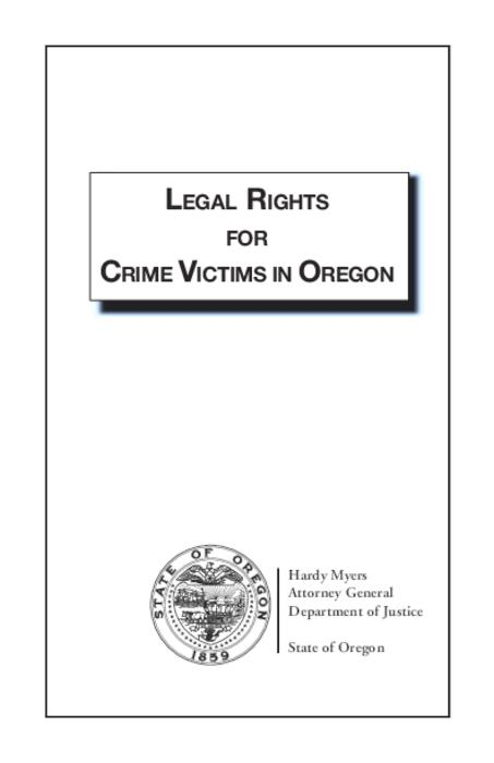 This archived document is maintained by the Oregon State Library as part of the Oregon Documents Depository Program.  It is for informational purposes and may not be suitable for legal purposes., Title from cover, OrDocs shipping list 2008-26, Mode of access: Internet from the Oregon Government Publications Collection.