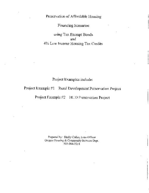 This archived document is maintained by the Oregon State Library as part of the Oregon Documents Depository Program.  It is for informational purposes and may not be suitable for legal purposes., Title from PDF title page (viewed Nov. 25, 2009), Mode of access: Internet from the Oregon Government Publications Collection.