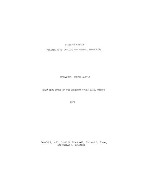 This archived document is maintained by the Oregon State Library as part of the Oregon Documents Depository Program.  It is for informational purposes and may not be suitable for legal purposes., Title from cover, Bibliography: p. 40-43, Mode of access: Internet from the Oregon Government Publications Collection.