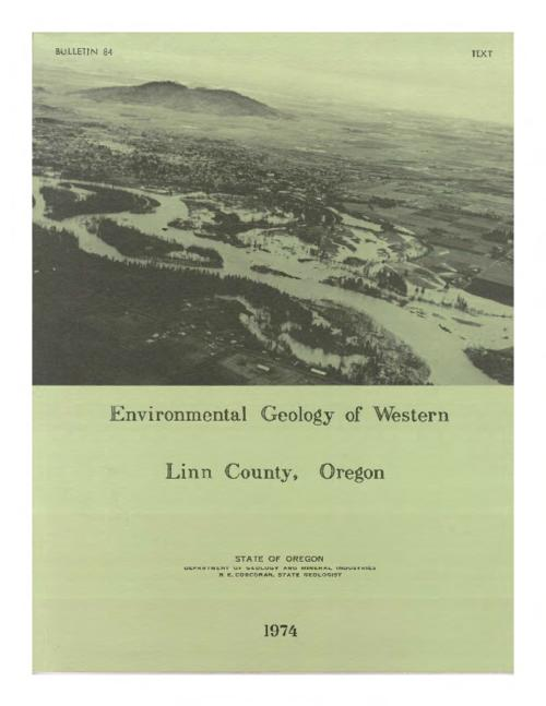 "This archived document is maintained by the Oregon State Library as part of the Oregon Documents Depository Program.  It is for informational purposes and may not be suitable for legal purposes., ""Prepared under contract no. LGR 73-16-05 for Oregon District 4 Council of Governments, Lincoln, Benton, Linn counties."", Bibliography: p. 92-102, Mode of access: Internet from the Oregon Government Publications Collection."