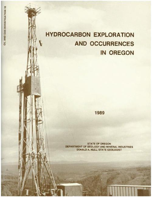 "This archived document is maintained by the Oregon State Library as part of the Oregon Documents Depository Program.  It is for informational purposes and may not be suitable for legal purposes., ""Compiled by R.E. Stewart, 1954; updated and revised by V.C. Newton, Jr., 1965; updated and revised by D.L. Olmstead, 1988."", ""Conducted in conformance with ORS 516.030."", Includes bibliographical references, Mode of access: Internet from the Oregon Government Publications Collection."