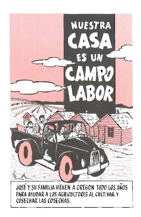 This archived document is maintained by the Oregon State Library as part of the Oregon Documents Depository Program.  It is for informational purposes and may not be suitable for legal purposes., Title from cover, Translation of: Our home is a labor camp, Mode of access: Internet from the Oregon Government Publications Collection.