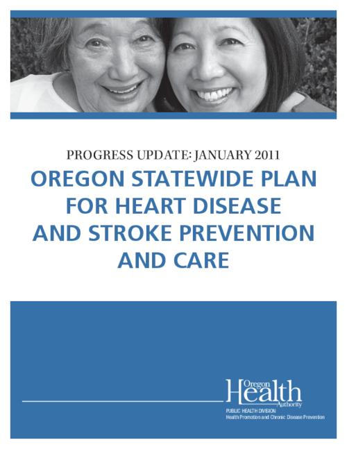 "This archived document is maintained by the Oregon State Library as part of the Oregon Documents Depository Program.  It is for informational purposes and may not be suitable for legal purposes., Title from PDF caption (viewed on Aug. 30, 2011), ""January 2011."", Mode of access: Internet from the Oregon Government Publications Collection."