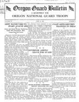 Oregon guard bulletin