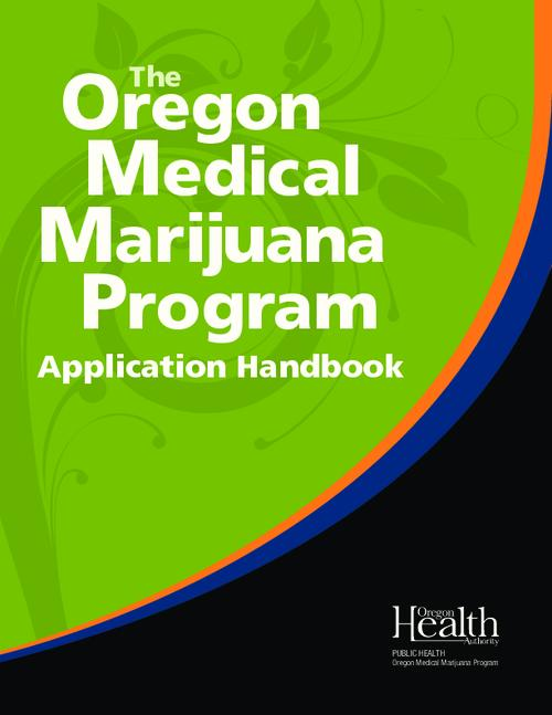 "This archived document is maintained by the Oregon State Library as part of the Oregon Documents Depository Program.  It is for informational purposes and may not be suitable for legal purposes., Title from cover., ""OHA 8505 (06/15)""--Back cover., Mode of access: Internet from the Oregon Government Publications Collection., Text in English."
