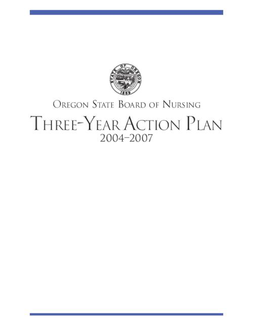 "This archived document is maintained by the Oregon State Library as part of the Oregon Documents Depository Program.  It is for informational purposes and may not be suitable for legal purposes., Title from PDF cover (viewed on Aug. 9, 2007), ""Initial: April 2004, Revised: November 2005""--P. [2-3], Mode of access: Internet from the Oregon Government Publications Collection."