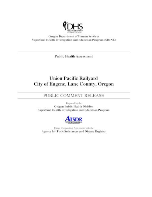 This archived document is maintained by the Oregon State Library as part of the Oregon Documents Depository Program.  It is for informational purposes and may not be suitable for legal purposes., Title from PDF title page (viewed on Aug. 17, 2010), Mode of access: Internet from the Oregon Government Publications Collection.