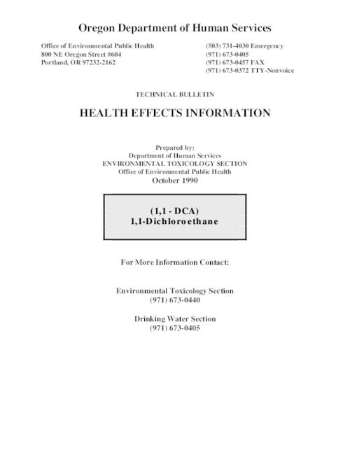 "This archived document is maintained by the Oregon State Library as part of the Oregon Documents Depository Program.  It is for informational purposes and may not be suitable for legal purposes., Title from PDF title page (viewed on June 2, 2009), ""October 1990."", Mode of access: Internet from the Oregon Government Publications Collection."