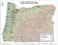 Oregon CWSRF existing publicly owned treatment works projects, Oregon Clean...