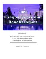 ... State of Oregon salary and benefit report, Salary and benefit report, State...