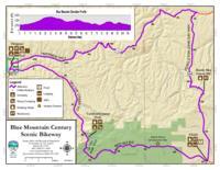Blue Mountain Century Scenic Bikeway, Heppner