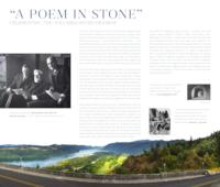 """A poem in stone"": celebrating the Columbia River Highway, Celebrating the Columbia..."