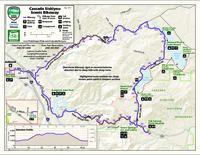Cascade Siskiyou Scenic Bikeway