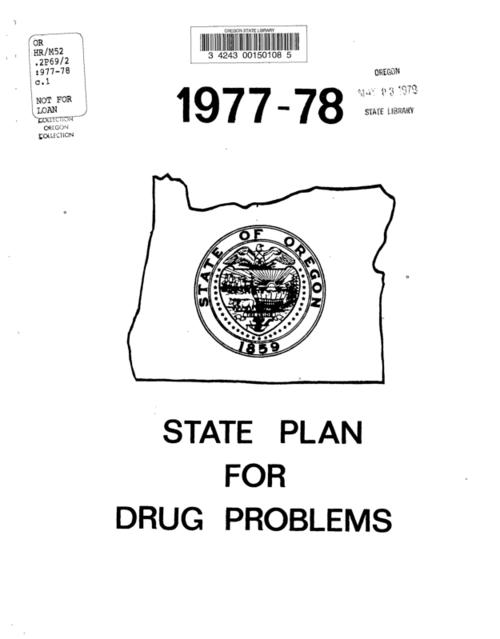 This archived document is maintained by the Oregon State Library as part of the Oregon Documents Depository Program.  It is for informational purposes and may not be suitable for legal purposes., Includes letter of transmittal dated January 27, 1978., Mode of access: Internet from the Oregon Government Publications Collection.