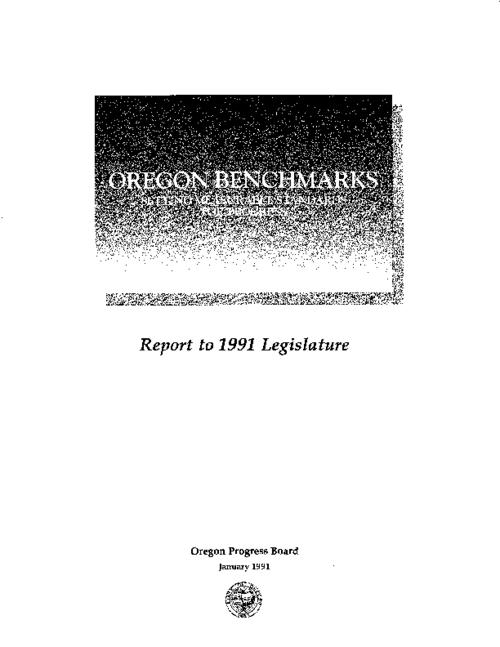"This archived document is maintained by the Oregon State Library as part of the Oregon Documents Depository Program.  It is for informational purposes and may not be suitable for legal purposes., ""January 1991."", Mode of access: Internet from the Oregon Government Publications Collection."
