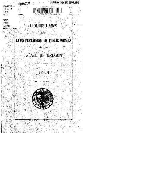This archived document is maintained by the Oregon State Library as part of the Oregon Documents Depository Program.  It is for informational purposes and may not be suitable for legal purposes., Cover title, Includes index, Mode of access: Internet from the Oregon Government Publications Collection.