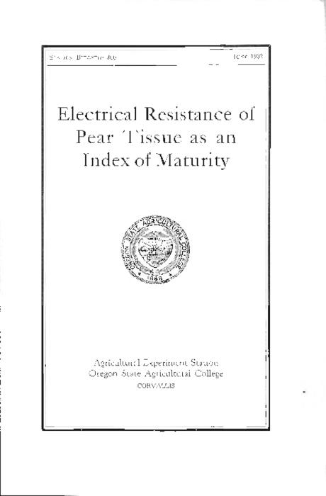 This archived document is maintained by the Oregon State Library as part of the Oregon Documents Depository Program.  It is for informational purposes and may not be suitable for legal purposes., Cover title., Includes bibliographical references (page 17)., Mode of access: Internet from the Oregon Government Publications Collection.