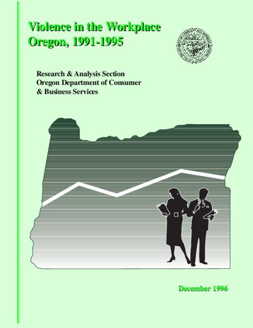 "This archived document is maintained by the Oregon State Library as part of the Oregon Documents Depository Program.  It is for informational purposes and may not be suitable for legal purposes., ""December 1996."", Mode of access: Internet from the Oregon Government Publications Collection."
