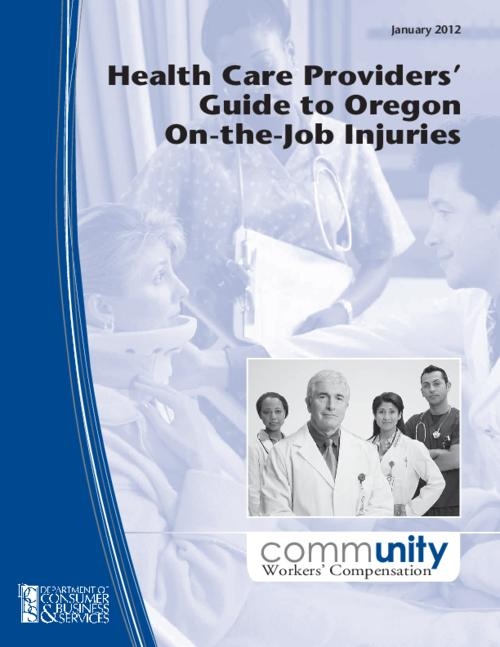 "This archived document is maintained by the Oregon State Library as part of the Oregon Documents Depository Program.  It is for informational purposes and may not be suitable for legal purposes., Title from PDF cover (viewed on May 21, 2012), ""440-3248 (1/12/COM)."", Mode of access: Internet from the Oregon Government Publications Collection."