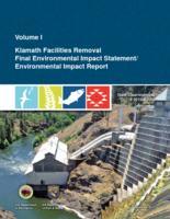 Klamath facilities removal final EIS / EIR, Klamath facilities removal final...