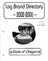 Log brands registered with the State Forester, Log brand directory, Log brand...