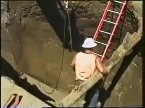 Oregon OSHA excavation inspection, Trench cave-in