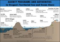 Agency programs and authorities in Oregon's territorial sea and ocean shore