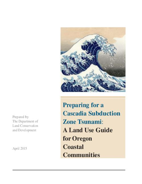 This archived document is maintained by the Oregon State Library as part of the Oregon Documents Depository Program.  It is for informational purposes and may not be suitable for legal purposes., Title from PDF cover (viewed on April 13, 2015)., Includes bibliographical references (pages 90-92)., Financial assistance provided by the Coastal Zone Management Act of 1972, as amended, administered by the \, National Oceanic and Atmospherica Administration., Mode of access: Internet from the Oregon Government Publications Collection., Text in English.