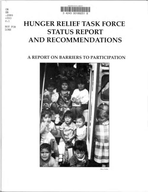 Title from PDF cover (viewed on July 31, 2018)., This archived document is maintained by the State Library of Oregon as part of the Oregon Documents Depository Program. It is for informational purposes and may not be suitable for legal purposes., Mode of access: Internet from the Oregon Government Publications Collection., Text in English.