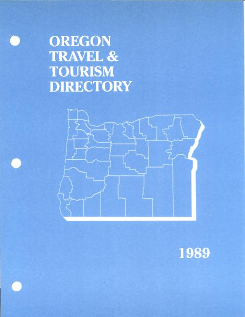 """David Povey, project coordinator, University of Oregon, Department of Planning, Public Policy, and Management."", ""A Community Planning Workshop report."", ""January 1989."", This archived document is maintained by the State Library of Oregon as part of the Oregon Documents Depository Program. It is for informational purposes and may not be suitable for legal purposes., Includes bibliographical references (page 375)., Mode of access: Internet from the Oregon Government Publications Collection., Text in English."