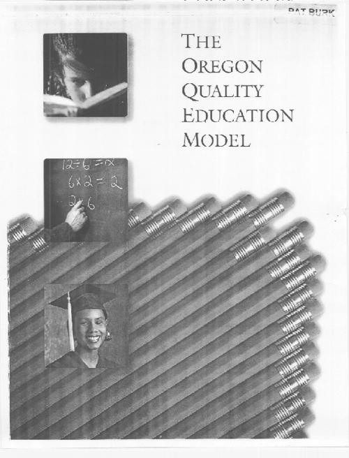 "This archived document is maintained by the Oregon State Library as part of the Oregon Documents Depository Program.  It is for informational purposes and may not be suitable for legal purposes., ""June 1999."", Includes bibliographical references (p. 95-111), Mode of access: Internet from the Oregon Government Publications Collection."