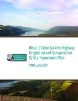 Historic Columbia River Highway congestion and transportation safety improvement...
