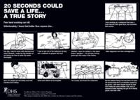 20 seconds could save a life... a true story, Twenty seconds could save a life......