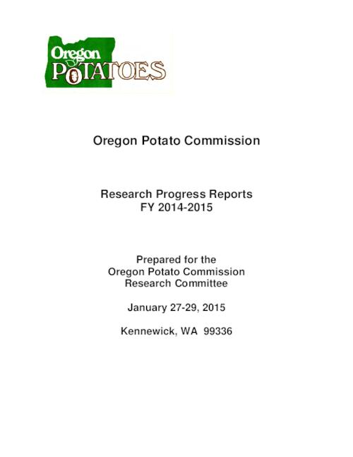 This archived document is maintained by the Oregon State Library as part of the Oregon Documents Depository Program.  It is for informational purposes and may not be suitable for legal purposes., Title from PDF cover (viewed on June 7, 2016)., Mode of access: Internet from the Oregon Government Publications Collection., Text in English.