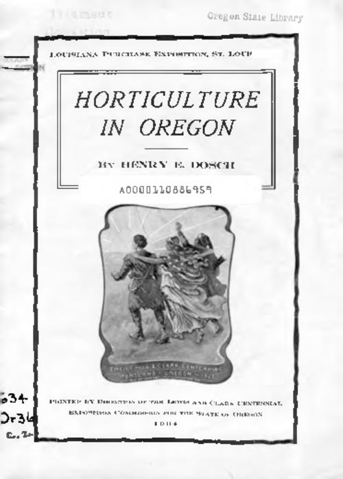 This archived document is maintained by the Oregon State Library as part of the Oregon Documents Depository Program.  It is for informational purposes and may not be suitable for legal purposes., Title from PDF cover (viewed on June 30, 2016)., Mode of access: Internet from the Oregon Government Publications Collection., Text in English.