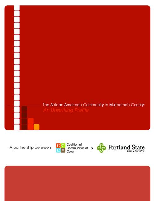 This archived document is maintained by the Oregon State Library as part of the Oregon Documents Depository Program.  It is for informational purposes and may not be suitable for legal purposes., Title from PDF cover (viewed on May 30, 2014)., Includes bibliographical references., Mode of access: Internet from the Oregon Government Publications Collection., Text in English.
