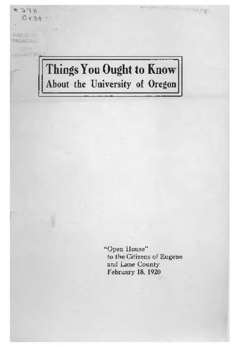 This archived document is maintained by the Oregon State Library as part of the Oregon Documents Depository Program.  It is for informational purposes and may not be suitable for legal purposes., Title from PDF cover (viewed on June 6, 2016)., Mode of access: Internet from the Oregon Government Publications Collection., Text in English.