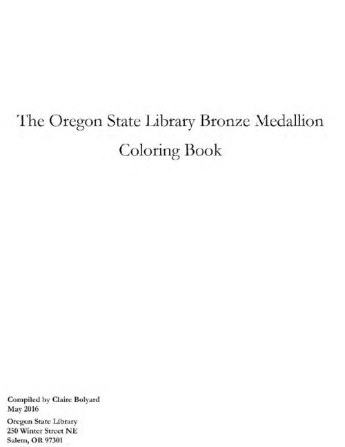This archived document is maintained by the Oregon State Library as part of the Oregon Documents Depository Program.  It is for informational purposes and may not be suitable for legal purposes., Title from PDF cover (viewed on June 23, 2016)., Mode of access: Internet from the Oregon Government Publications Collection., Text in English.