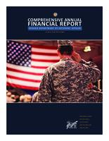 Annual financial report, enterprise funds of the Oregon Department of Veterans'...